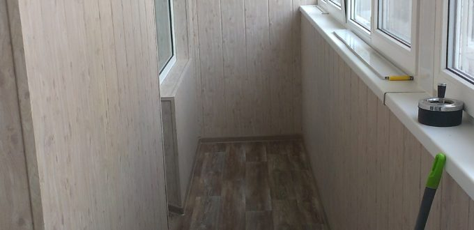 Тёплая лоджия - остекление, отделка балконов и утепление лод.
